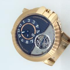 Ремонт часов Harry Winston Ocean Tourbillon