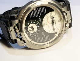 Anonimo Firenze Dual Time black